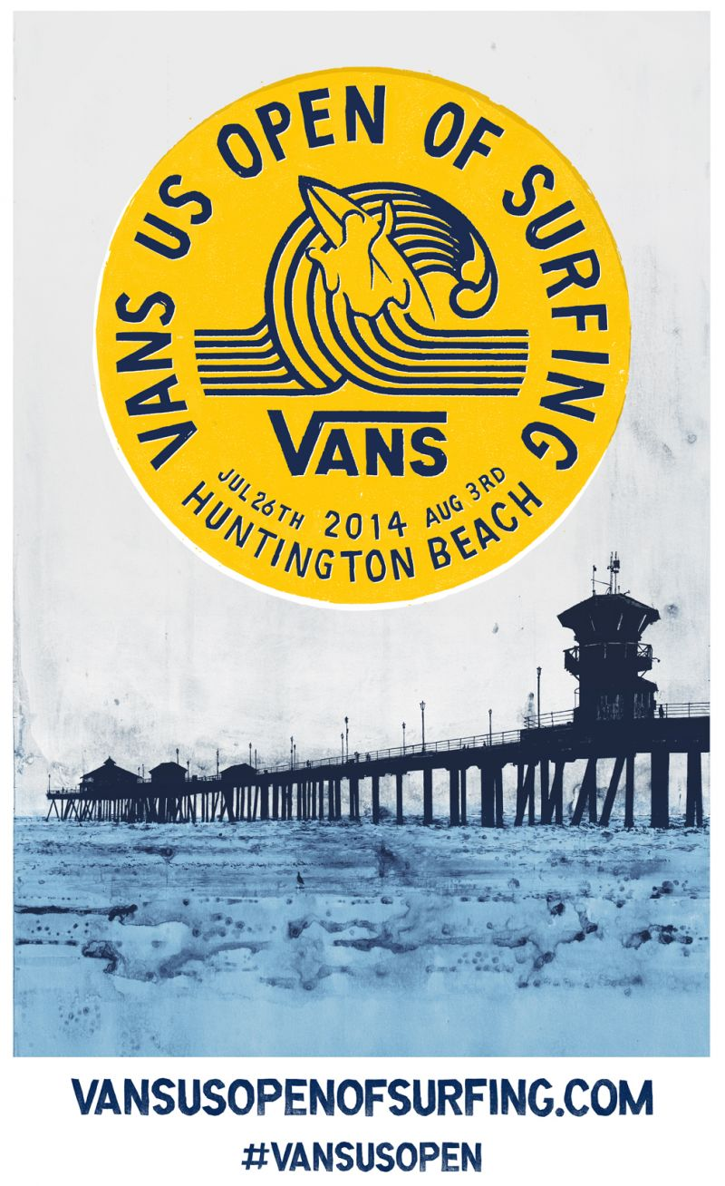 a269661563 2014 Vans US Open of Surfing - Huntington Beach