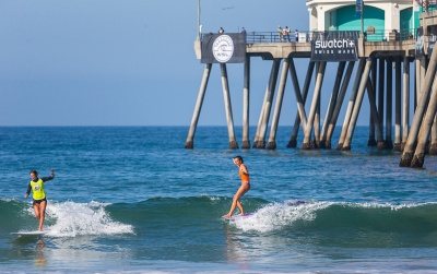 Inaugural Edition of the Women's Vans Duct Tape Invitational Opens the Day