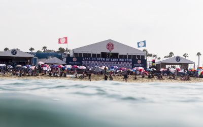 Surf City to Host World Class Action Sports at Vans US Open of Surfing