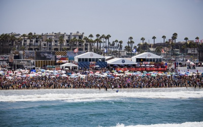 Vans US Open of Surfing to Bring World's Best Action Sports Athletes to Huntington Beach