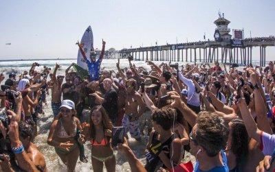 8 International QS Threats to Watch at Vans US Open of Surfing