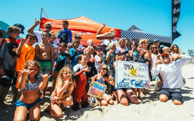 Stoke-O-Rama | Annual Youth Surfing Event