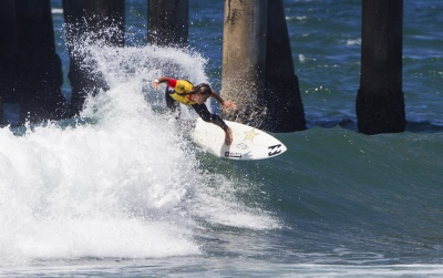 Women's World Title Race to Resume at Vans US Open of Surfing