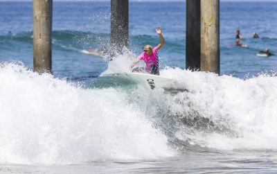 HUNTINGTON BEACH WELCOMES WOMEN'S CHAMPIONSHIP TOUR FOR VANS US OPEN