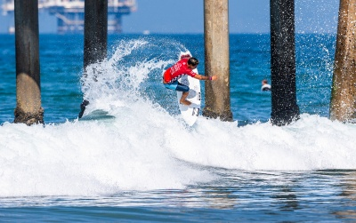 Italo Leads Brazilian Charge at Huntington Beach