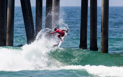 Surfing Stars Return to Vans US Open of Surfing