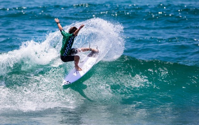 Waves of the Day: Watch the Best of the Vans US Open