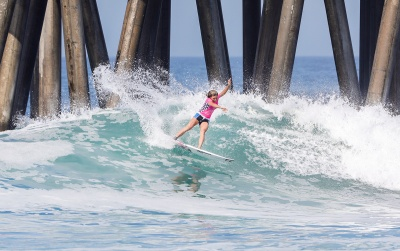 Final Four Decided at Vans US Open of Surfing