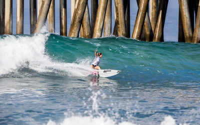 Coco Ho Breaks Through to Quarterfinals