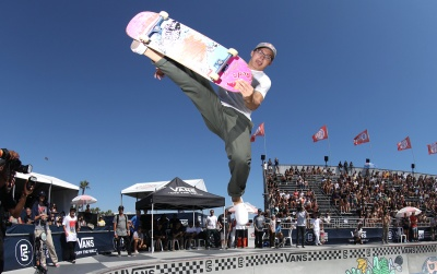 Young Guns Shine at the Vans Park Series Prelims