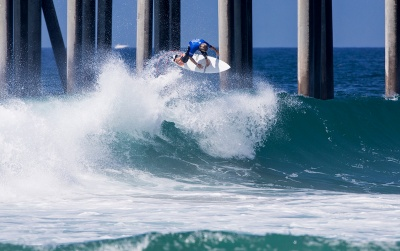 Vans US Open of Surfing Heats Up, Exciting Finals Weekend Ahead