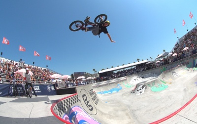 Vans BMX Pro Cup: Larry Edgar 2017 Overall Series World Champion