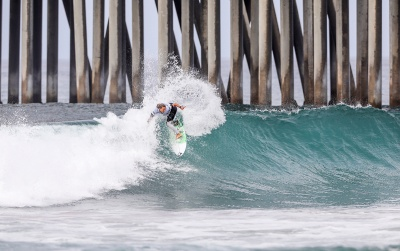 Big Eliminations Shake Up Vans US Open of Surfing