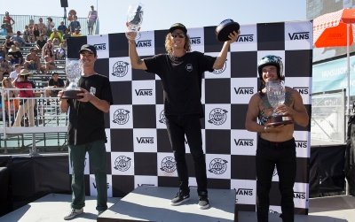 Dennis Enarson Claims Back-to-Back Vans BMX Pro Cup Huntington Beach Victory