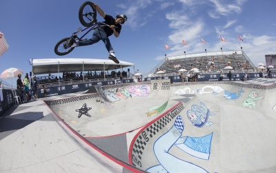 Photo Gallery: Vans BMX Pro Cup Practice Sessions