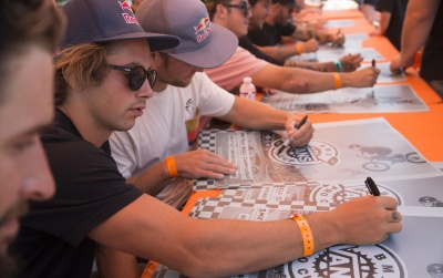 Photo Gallery: Vans BMX Pro Team Signing