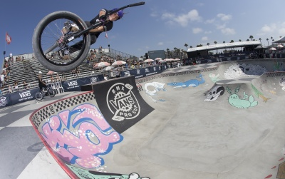 Photo Gallery: Women's Vans BMX Pro Cup Finals