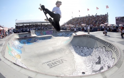 Tom Schaar Wins Vans Park Series Huntington Beach