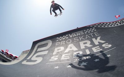 2016 Vans Park Series Men's Final Day Photos