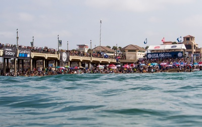 Sustainability at the Vans US Open of Surfing