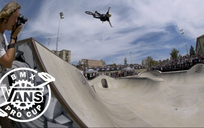 Spain Highlights | 2017 Vans BMX Pro Cup Series