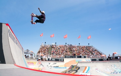 Vans Park Series - Final Day Highlights